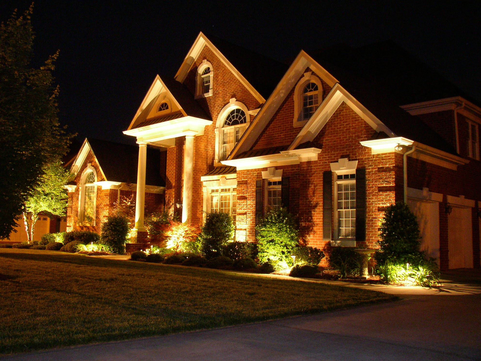 For the best in commercial and residential outdoor lighting installations   countless customers have trusted in Arizona Energy Services for quality and   Gilbert  Scottsdale and Tempe Landscape and Security Lighting. Residential Outdoor Landscape Lighting. Home Design Ideas
